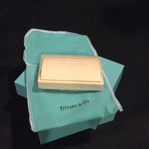 Tiffany &Co soap